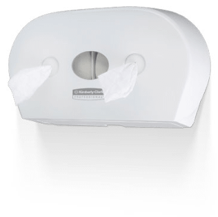 Kimberley-Clark Twin Centrefeed Toiletpaper